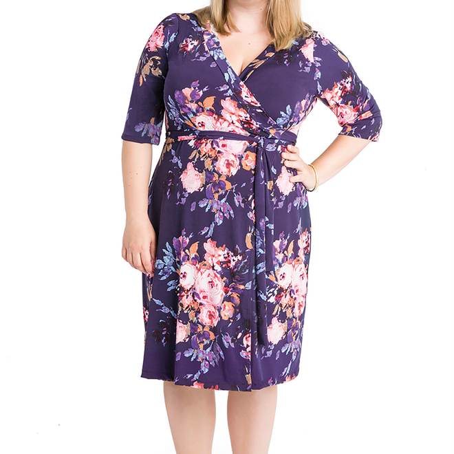Appleton Dress Paper Pattern | Cashmerette