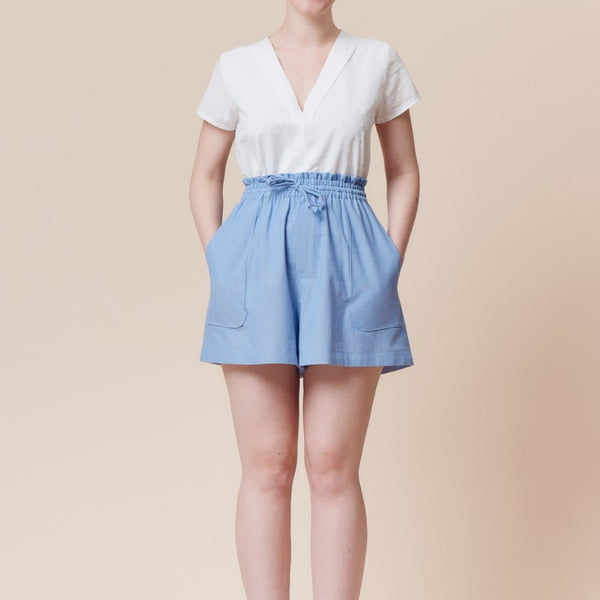 Goji Shorts/Skirt Sewing Pattern | Deer and Doe