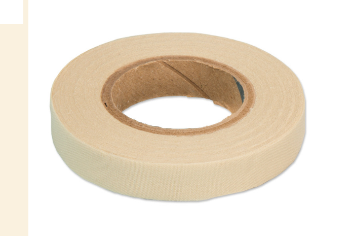Woven Fusible Stay Tape - Natural | Emma Seabrooke - Stitch 56
