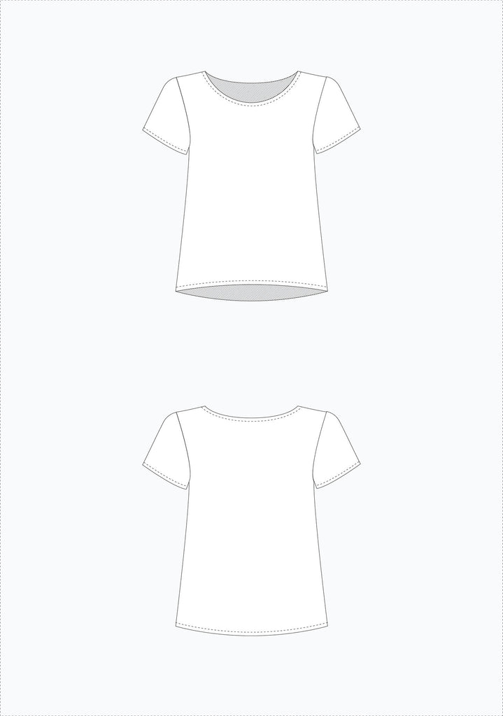 Scout Tee | Grainline Studio - Stitch 56  - 4