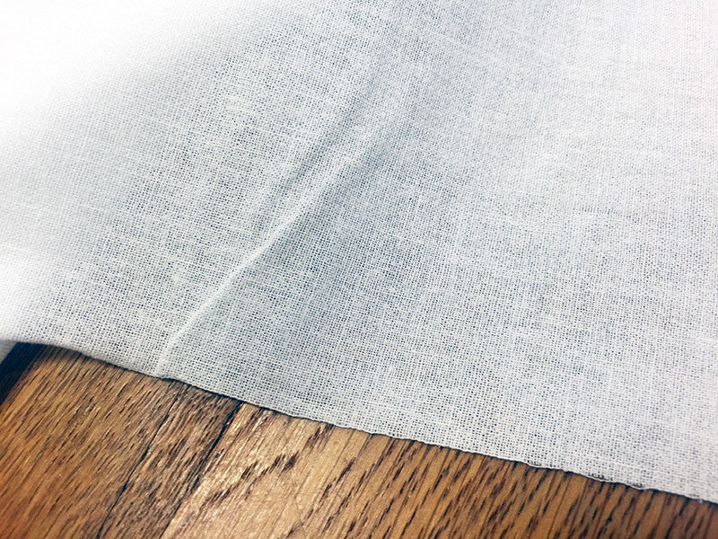 Fusible Soft Iron-On Fusible Interfacing - White | HeatNBond - 1m