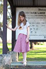 Mini Tania Culottes Paper Sewing Pattern | Megan Nielsen