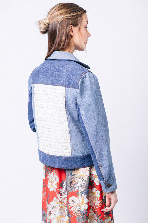 Maisa Denim Jacket | Named