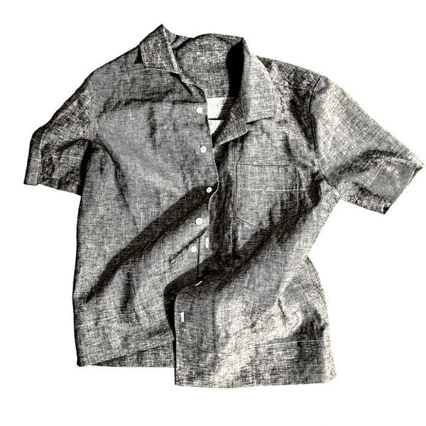 The All State Shirt Sewing Pattern | Merchant & Mills