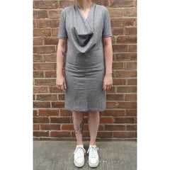 The Wisewood Cowl Neck Dress & Top (Paper) Sewing Pattern | MiY Collection