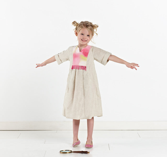 Hide-and-Seek Dress + Tunic PAPER Sewing Pattern | oliver+s - Stitch 56  - 12