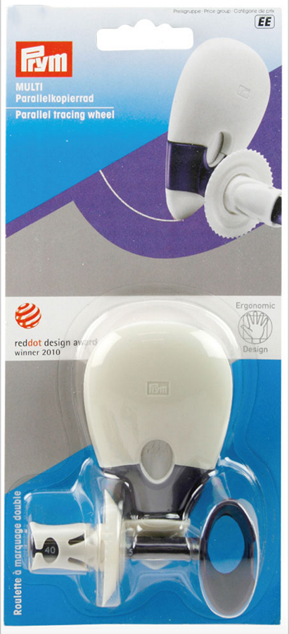 Parallel Tracing Wheel Multi | PRYM ERGONOMICS