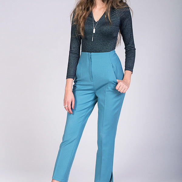 Tyyni Cigarette Trousers sewing pattern | Named