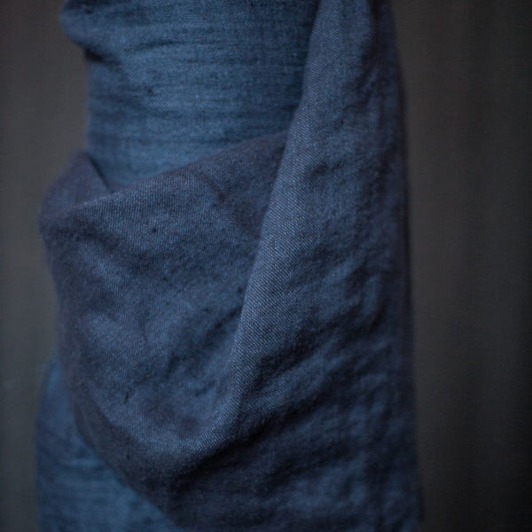 Woolsey Goodnight | Linen Wool Double Gauze | Merchant & Mills - 1/4m