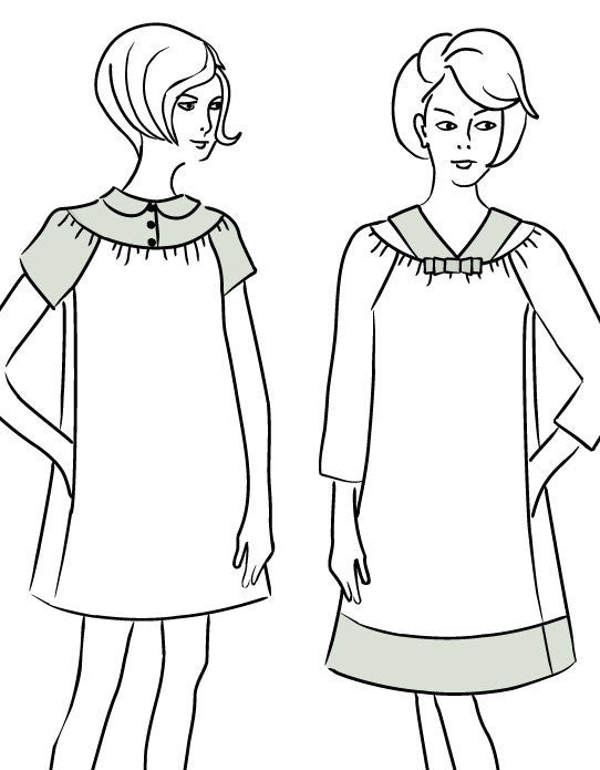 Chelsea Dress Sewing Pattern | Christine Haynes
