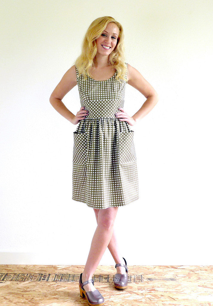 Sylvie Dress Sewing Pattern | Christine Haynes - Stitch 56  - 4