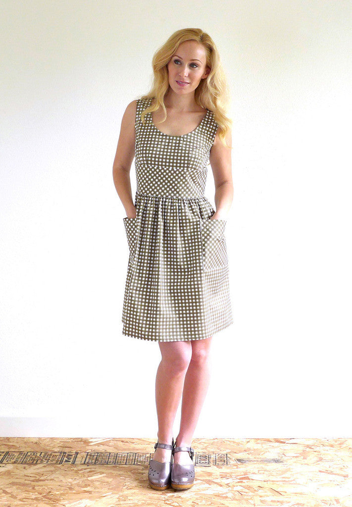 Sylvie Dress Sewing Pattern | Christine Haynes - Stitch 56  - 5