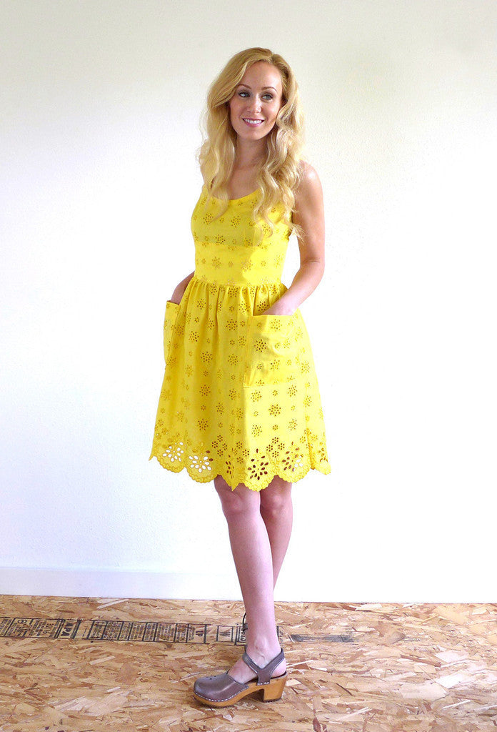 Sylvie Dress Sewing Pattern | Christine Haynes - Stitch 56  - 8