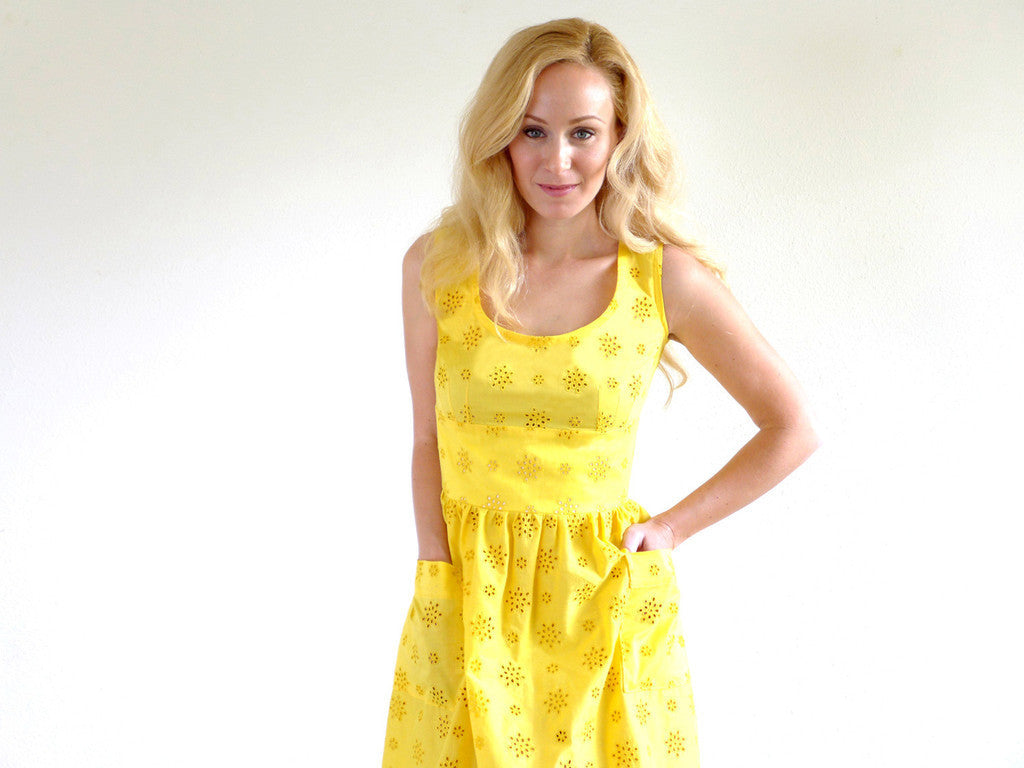 Sylvie Dress Sewing Pattern | Christine Haynes - Stitch 56  - 11
