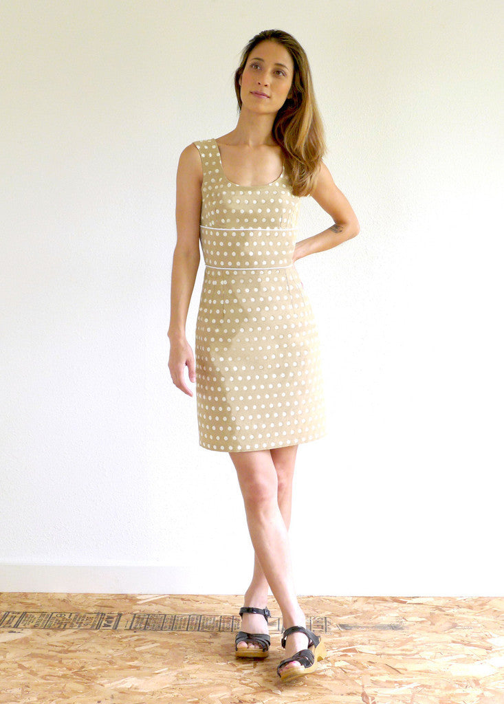 Sylvie Dress Sewing Pattern | Christine Haynes - Stitch 56  - 12