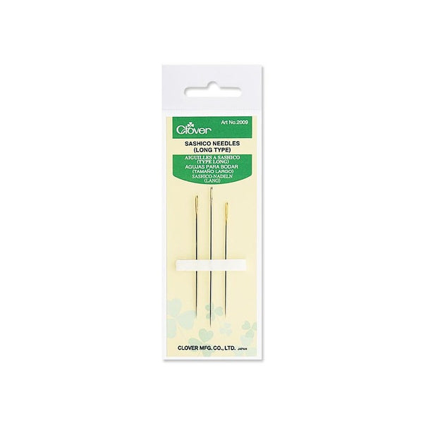 Clover Sashico Needles (Long Type)