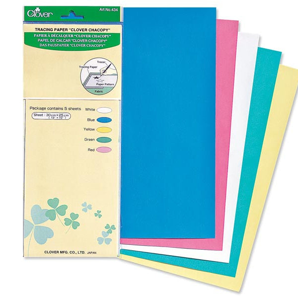 Clover Tracing Paper - Stitch 56  - 1
