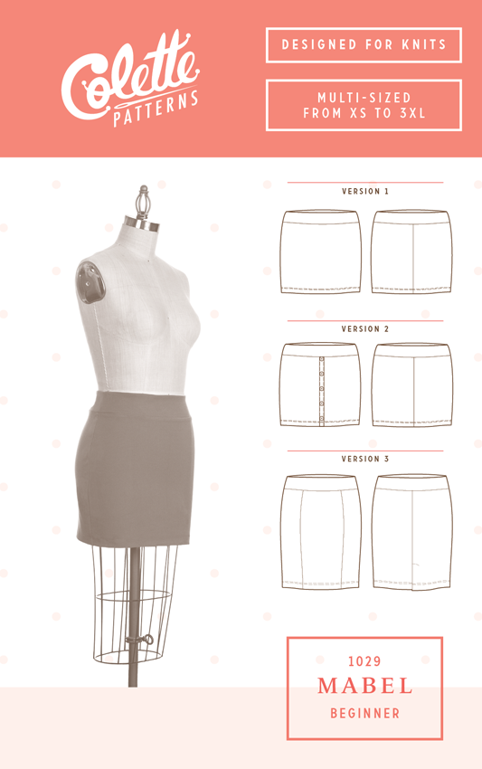 Mabel Sewing Pattern | Colette Patterns - Stitch 56  - 14