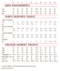 Hawthorn Sewing Pattern | Colette Patterns - Stitch 56  - 8