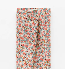 Rosa Floral Peach | Cotton