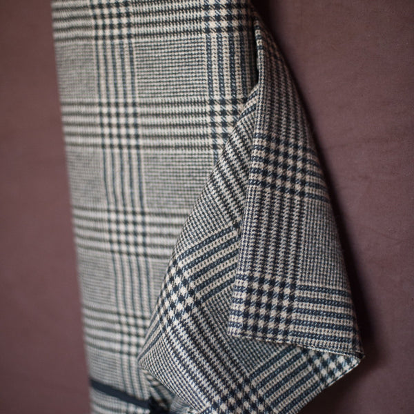Augusta Classic Check Wool Flannel | Merchant & Mills - 1/4m