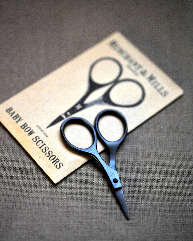 Baby Bow Scissors - Stitch 56  - 2