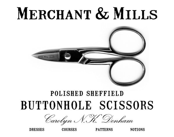 Buttonhole Scissors - Stitch 56  - 1