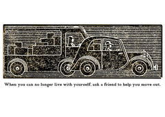 Postcards | Motoring for Life - set of 6 - Stitch 56  - 5
