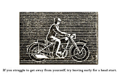 Postcards | Motoring for Life - set of 6 - Stitch 56  - 7
