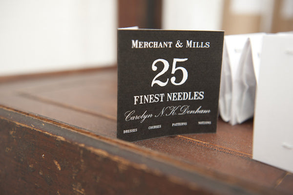 25 Finest Sewing Needles