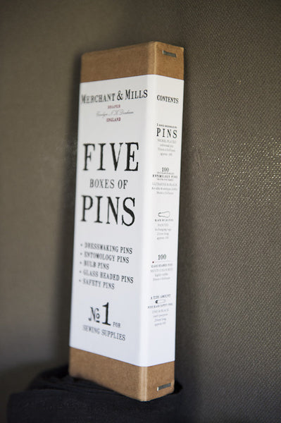 Five Pins - Stitch 56  - 1