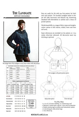 The Landgate Jacket Sewing Pattern | Merchant & Mills - Stitch 56  - 3