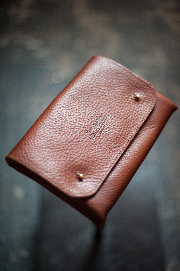 Leather Scissor Wrap - Sewing | Merchant & Mills