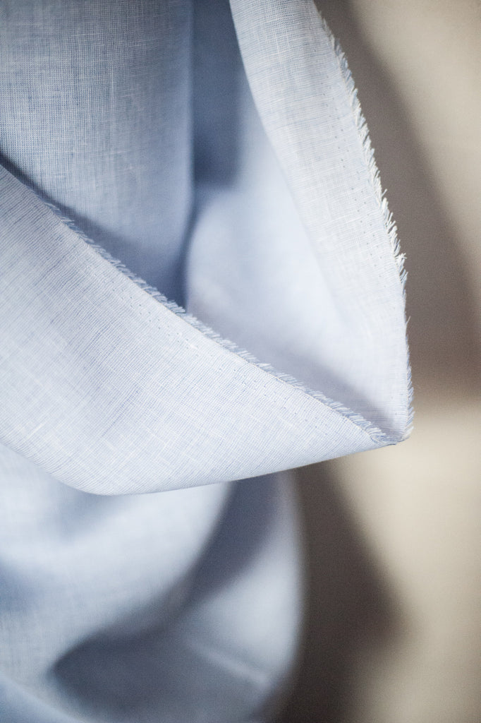Loose Graph | Irish Linen | Merchant & Mills - 1/4m