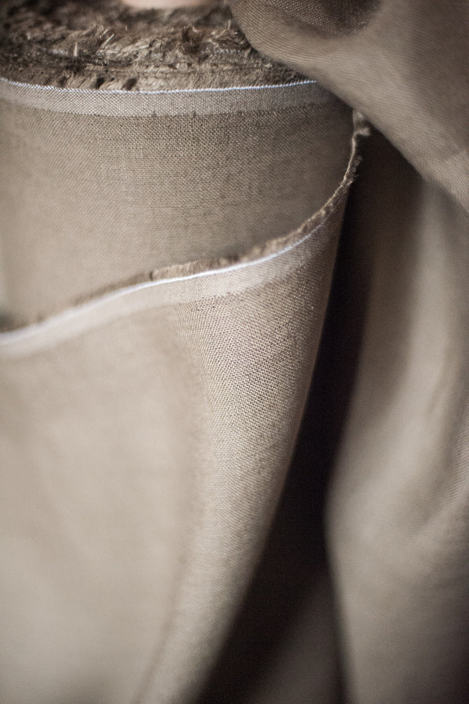 Morel | Irish Linen | Merchant & Mills - 1/4m