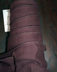 Oxblood | Linen | Merchant & Mills - 1/4m - Stitch 56  - 1