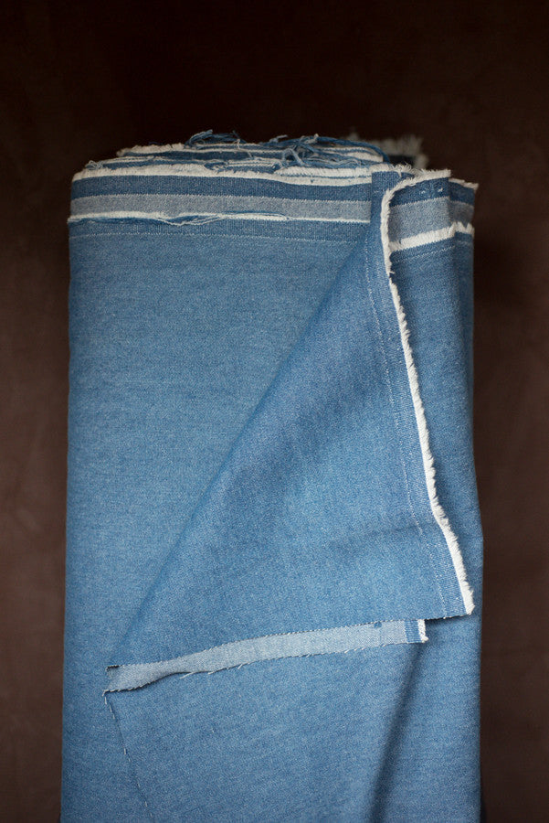 Michael's Washed Denim 8oz | Merchant & Mills - 1/4m