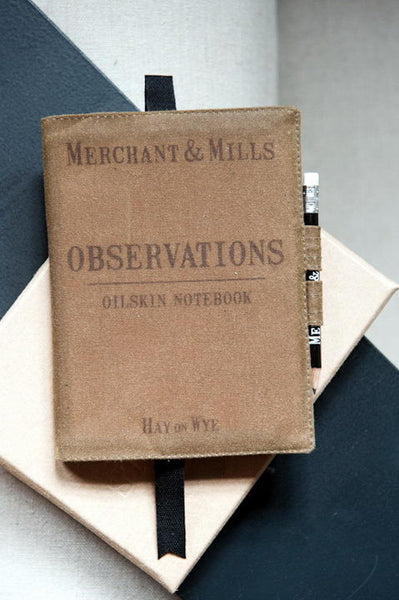 Observations A6 Notebook - Stitch 56  - 1