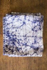 Marbled Web Viola | The Rajasthan Express Collection | Merchant & Mills