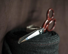 "Reds Extra Sharp 8"" Tailors Shears - Stitch 56  - 1"