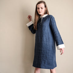 The Rugby Dress Sewing Pattern | Merchant & Mills