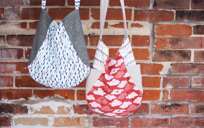 241 Tote Sewing Pattern | Noodlehead