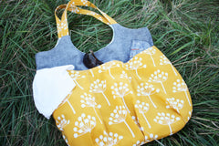 Go Anywhere Bag Sewing Pattern | Noodlehead - Stitch 56  - 4