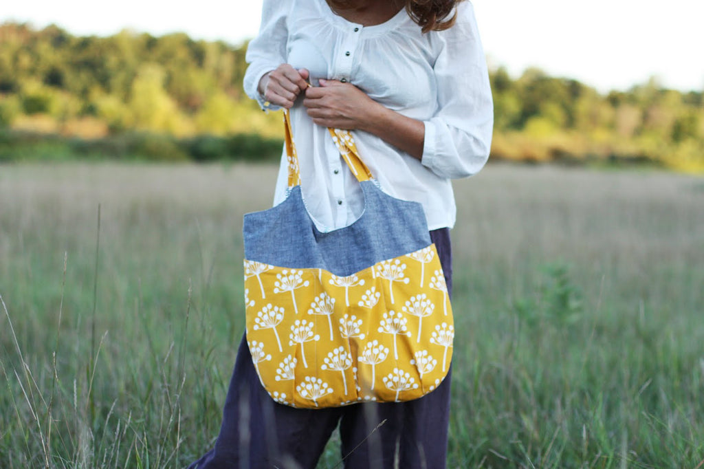 Go Anywhere Bag Sewing Pattern | Noodlehead - Stitch 56  - 3