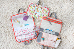Road Trip Case Sewing Pattern | Noodlehead - Stitch 56  - 2