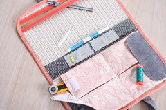 Road Trip Case Sewing Pattern | Noodlehead - Stitch 56  - 3