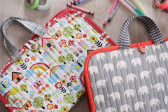 Road Trip Case Sewing Pattern | Noodlehead - Stitch 56  - 5