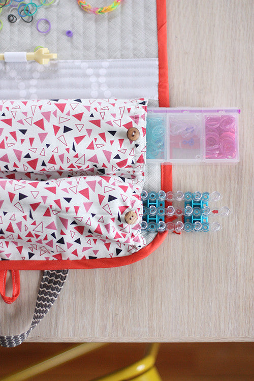 Road Trip Case Sewing Pattern | Noodlehead - Stitch 56  - 6