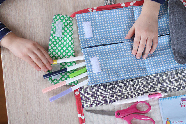 Road Trip Case Sewing Pattern | Noodlehead - Stitch 56  - 7
