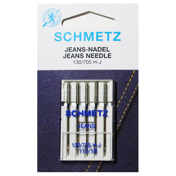 Schmetz Needles | Denim/Jeans 110/18 - Stitch 56  - 1